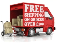 Free shipping applies to UK Mainland only