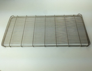 Wire Grill New Compact Machine