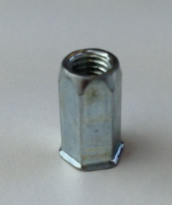 Rivet Hexagonal Nut M5