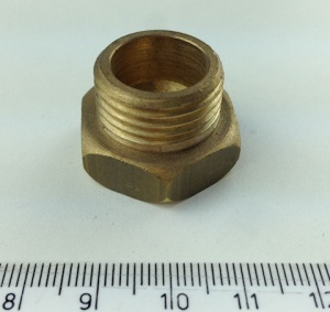 Group Head Plug 1/2 P/94 (Old Style