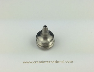 Stainless Nozzle For Easy Frother