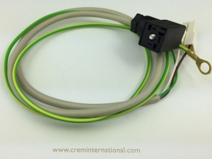 Flowmeter Wiring Loom Inc Connector