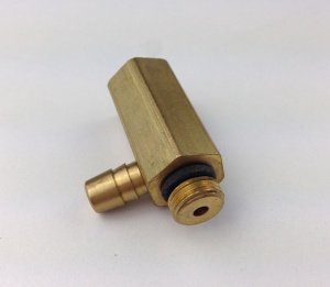 Air Bleed Valve (Brass)