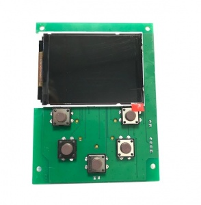 Pulse Display PCB