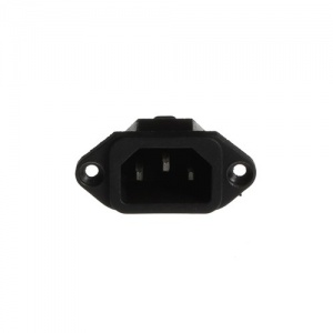 Power cord inlet/Main socket