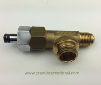 Steam/Water Valve Quartz