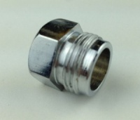 Chrome Level Hollow Nut