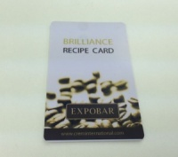 Brilliance Recipe Card