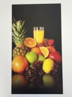 Slimline Printed Film Door Panel